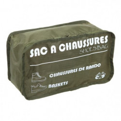 CAO CAMPING Sac a chaussures - Vert armé