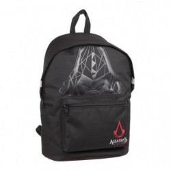 ASSASSIN'S CREED - Sac a Dos Borne Primaire/College Noir - F