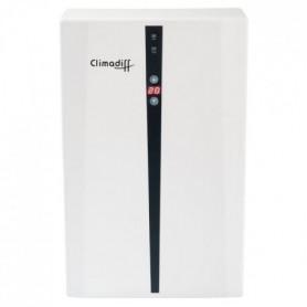 CLIMADIFF Déshumidificateur d'air Dhu08 60 W