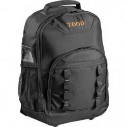TOOD Sac a dos porte outils avec compartiments