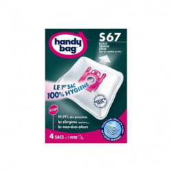 HANDY BAG S67 Sacs Aspirateur Micropor Plus