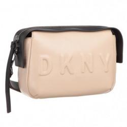 DKNY Sac a Bandouliere R461540201 DEBOSSED beige Femme