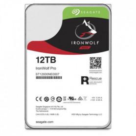 "SEAGATE Disque dur pour NAS Ironwolf Pro 3.5"" 12To"