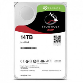 SEAGATE Disque durs IronWolf 14 To ST14000VN0008
