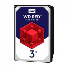 WESTERN DIGITAL Disque dur interne Red 3To 64Mo