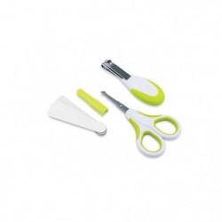 NUVITA Kit de soin ongles pour bébé - Vert