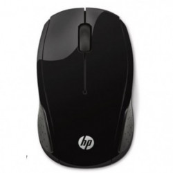 HP Souris Wireless 200 X6W31AA - Noir