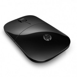 HP Souris Wireless Z3700 V0L79AA - Noir onyx