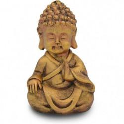 ZEN LIGHT Statuette Baby Bouddha - Jaune