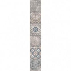 PLAGE  Sticker déco carrelage - Antico Elvas6 planches 15 x