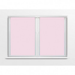 SUCRE D'OCRE Brise bise DOLLY 60x90 cm - Rose