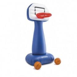 INTEX Panneau De Basket Sur Pied Gonflable
