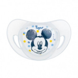 TIGEX 2 sucettes Physiologiques Silicone +18 m Mickey