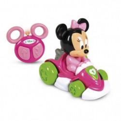 CLEMENTONI Disney Baby  - Voiture Radiocommandée Minnie - Je