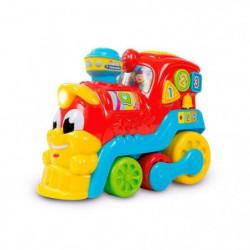 CLEMENTONI Baby - Mon Train d'activités - Jeu d'éveil
