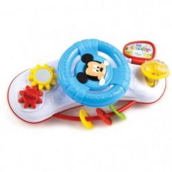 CLEMENTONI Disney Baby - Volant d'activités Mickey - Jeu d'é