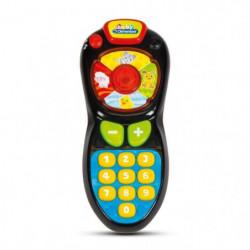 CLEMENTONI Baby - La télécommande de Bébé - Jeu d'éveil
