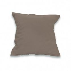 SOLEIL d'OCRE Lot de 2 Taies d'oreiller 100% Coton 65x65 cm
