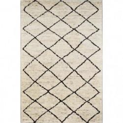 TOUAREG Tapis de couloir style berbere - 80 x 300 cm - 100%