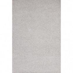 RELAX Tapis de salon Shaggy gris 80x150 cm
