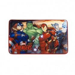 MARVEL Tapis de Sol Avengers Pour Enfant - 45x75 cm