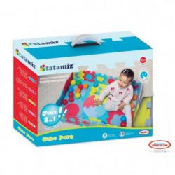 TATAMIZ Tapis puzzle Cube Park