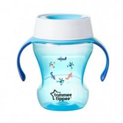 TOMMEE TIPPEE Tasse 360° Garçon 6m+ - Bleu