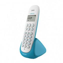 Logicom Aura 150 Solo Téléphone Sans Fil Sans Répondeur Turq