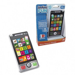 TALDEC Infini Fun - Smartphone Educatif Bilingue