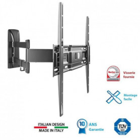 """MELICONI 400 SDR Support TV mural orientable 40"""""""