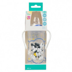 TIGEX Biberon  -  Mickey  -  Tétine silicone  -  300 ml  -