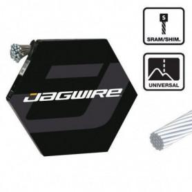 JAGWIRE Lot de 100 cbles de frein - 1.2 x 2300 mm