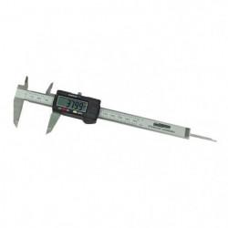 MANNESMANN Pied a coulisse digital M823-160 - 160 mm 1/100 m