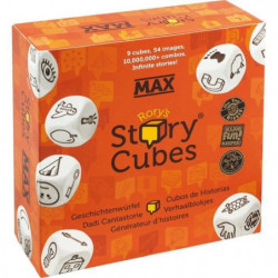 Story Cubes Max Edition (Classic)