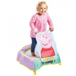 PEPPA PIG Trampoline Pour Tout-Petits