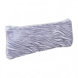 ELBA Trousse - 1 Compartiment - 21 cm - Zebre lilas - Primai