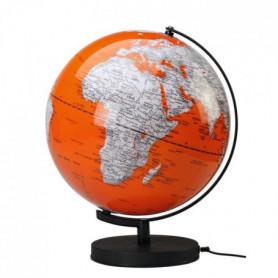 SIGN Globe politique lumineux Déco Ø 30 cm