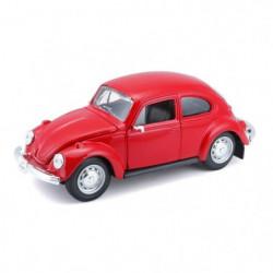 MAISTO Voiture Volkswagen Coccinelle 1/24eme - Rouge