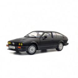 ALFA ROMEO GTV6 BLACK METALLIC 1984