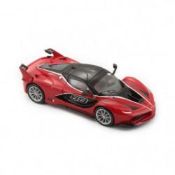 BBURAGO Véhicule Bburago Ferrari Signature FXXK rouge en mét