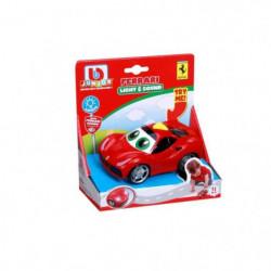 BB JUNIOR Véhicule BB Junior Ferrari son & lumiere 488 GTB