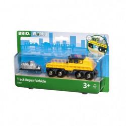 BRIO World  - 33897 - Véhicule de Maintenance avec Lumiere
