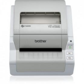 BROTHER Imprimante d'étiquettes TD-4100N