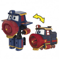 ROBOT TRAINS - Figurine Transformable - Victor