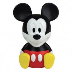 Fun House Disney Mickey veilleuse 3D 13cm