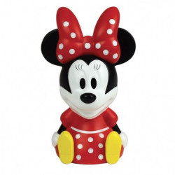 Fun House Disney Minnie veilleuse 3D 13 cm