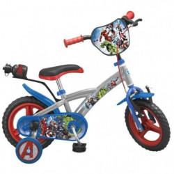 """AVENGERS Vélo enfant 12"""" - Gris"""