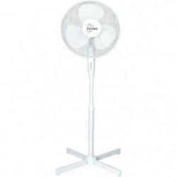 Ventilateur sur pied - TENESSEE -  40cm - 3 vitesses - 50w -