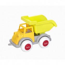 VIKINGTOYS Midi camion benne Jaune - 21 cm