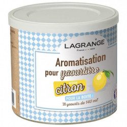 LAGRANGE Aromatisation citron pour yaourts